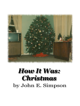 How It Was: Christmas (cover)
