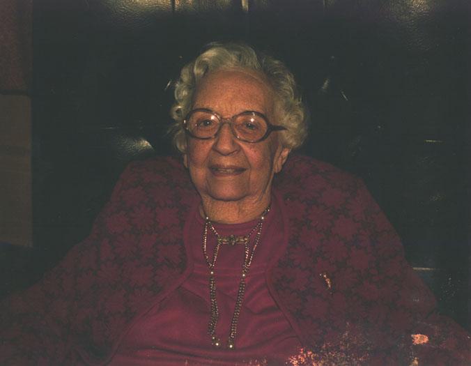 Bertha Morris Parker, 1955 (?)