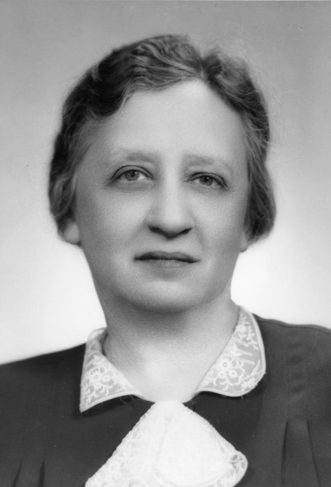 Bertha Morris Parker, c. 1950 (?)
