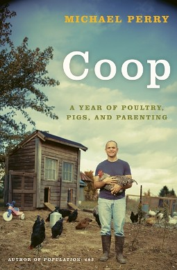 Book cover: Coop, by Michael Perry