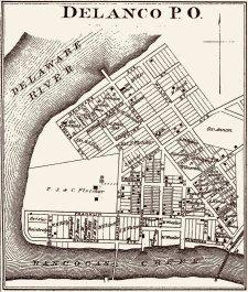 Delanco, NJ - 1876