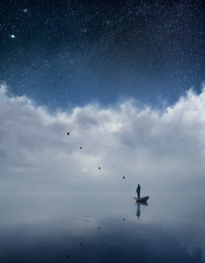 'Dream,' by Mikko Lagerstedt