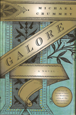 'Galore,' by Michael Crummey (cover)