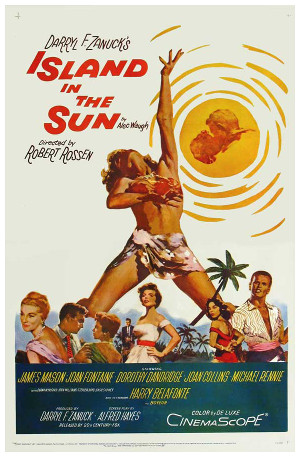 'Island in the Sun' promotional poster