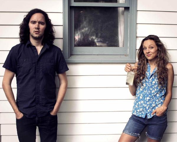 Mandolin Orange: Andrew Marlin and Emily Frantz