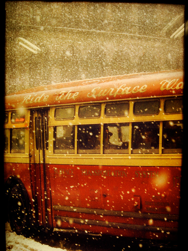 Photograph by Saul Leiter (1923-2013)
