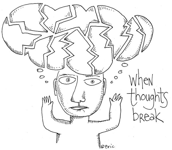 'When Thoughts Break'