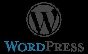 A WordPress logo
