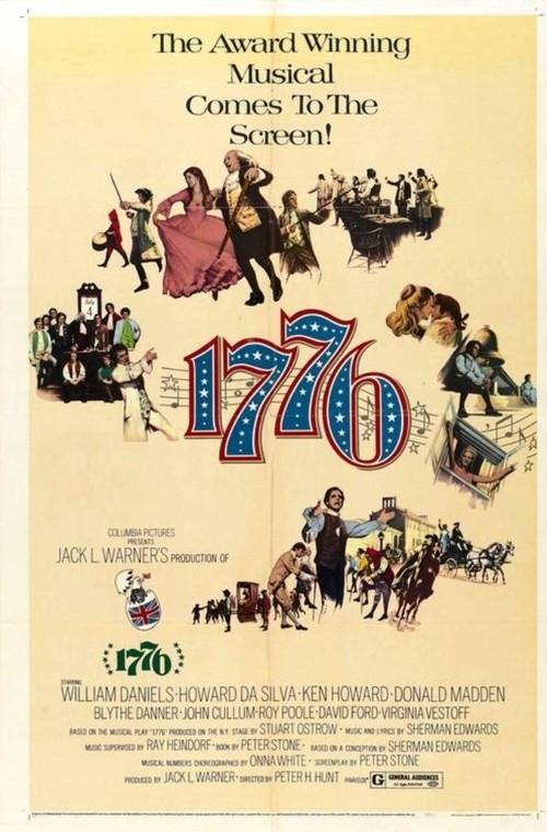 '1776' film poster