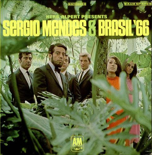 Brasil '66 album #1 (Bibi Vogel, far right)