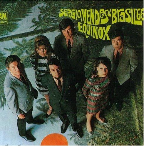 Brasil '66, album #2: Janis Hansen, 2nd from left