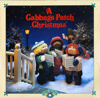 Album cover: 'A Cabbage Patch Christmas'