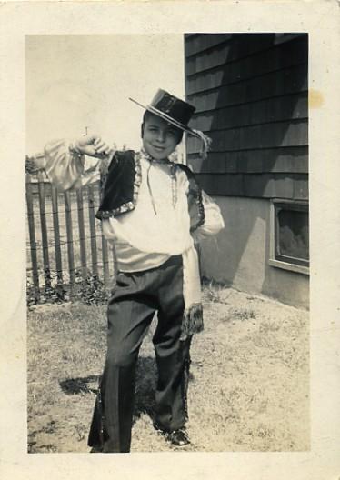 Dad, 1934