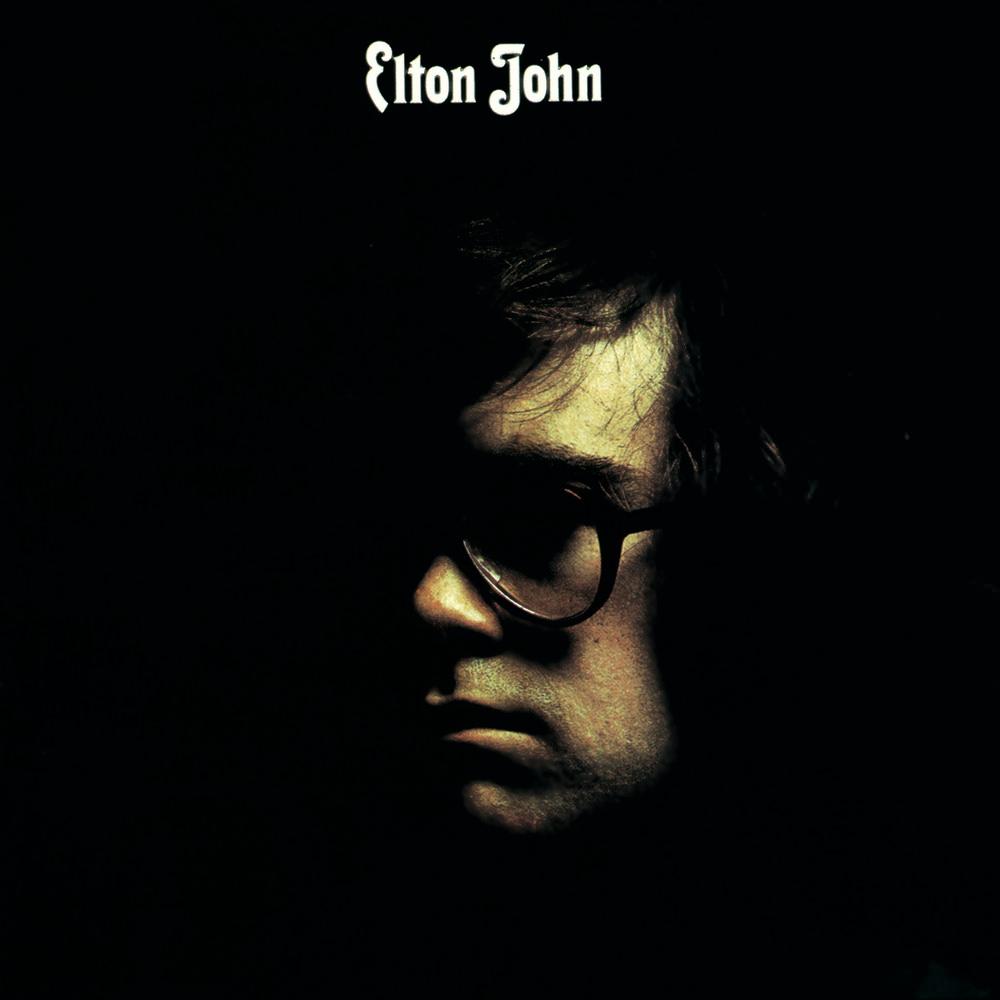 Elton John's 'Elton John' album (1970)