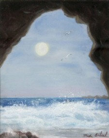 Inside Looking Out, by Trish Bilch (click for original)