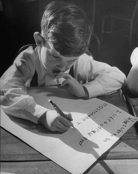 The story of a good little boy essay