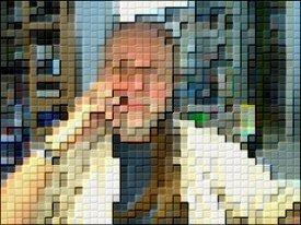 JES, en mosaic