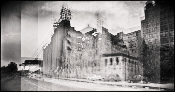 'Mill City is Crumbling and I'm going to Art-A-Whirl!,' by user jadammel on Flickr