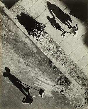 'Mystery of the Street' by Otto Umbehr (1928), collection of the Metropolitan Museum of Art