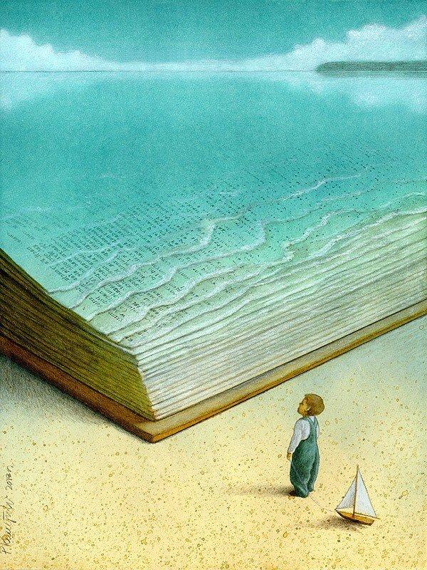 'Ocean,' by Pawel Kuczynski