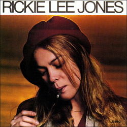 'Rickie Lee Jones' album cover, 1979