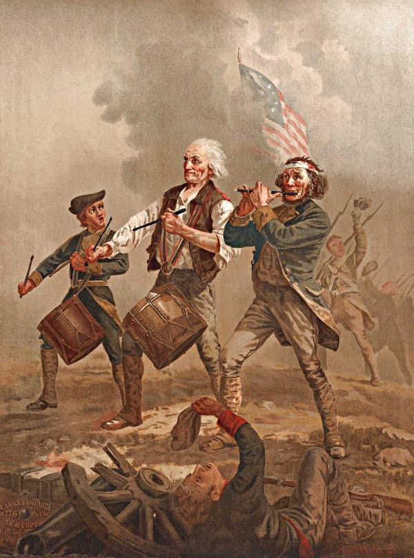 'Yankee Doodle,' a/k/a 'Spirit of '76'