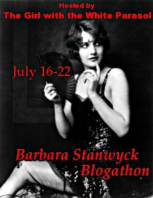 'Barbara Stanwyck Blogathon' banner
