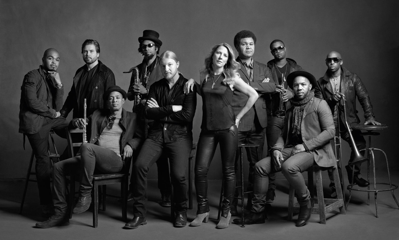 Tedeschi Trucks Band - photo by Mark Seliger