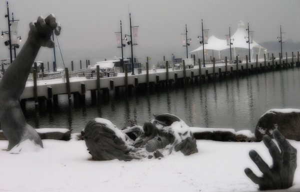 'The Awakening (in Snow),' photo by InnocentEyez on Flickr.com, used under a Creative Commons License
