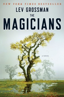 'The Magicians,' by Lev Grossman (cover)